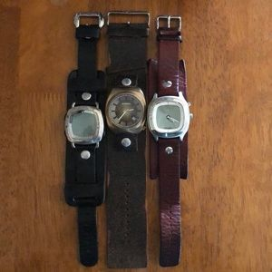 Fossil & Kenneth Cole Reaction Watches